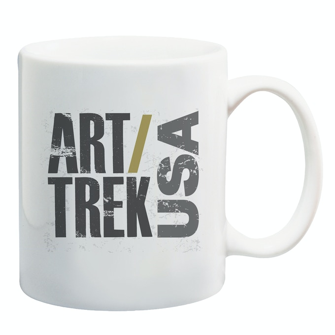The Art/Trek Mug