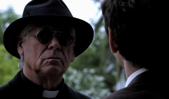 Barry Bostwick as Father Jimmy