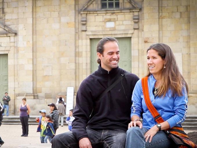 Jason & Aracely in Colombia