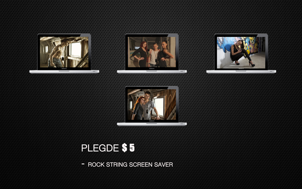 PLEDGE OF $5 GIVES YOU