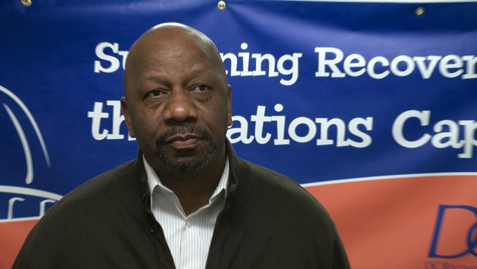 Kirk Frazier | Executive Director, D.C. Recovery Community Alliance