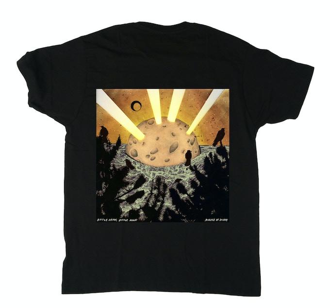 Tshirt mockup. Not my best photoshop work