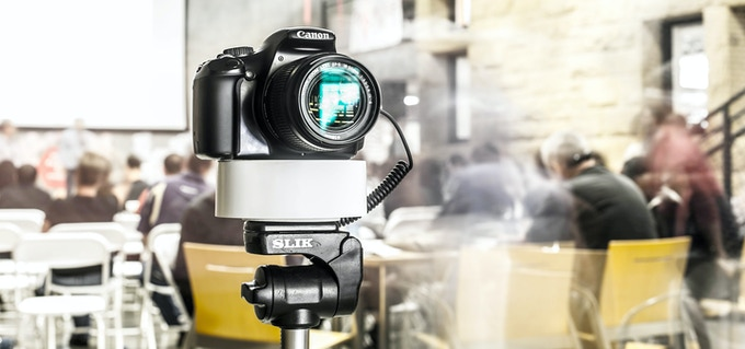 Radian: a motion time-lapse device for everyone  by Alpine Labs
