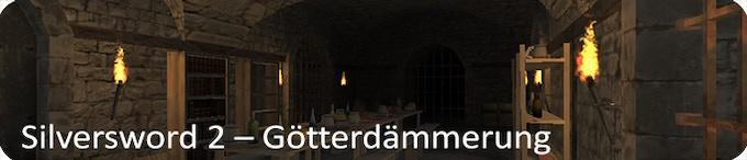 Dungeons for your phone > Silversword 2 – Götterdämmerung (Game by 'Mario J. Gaida')