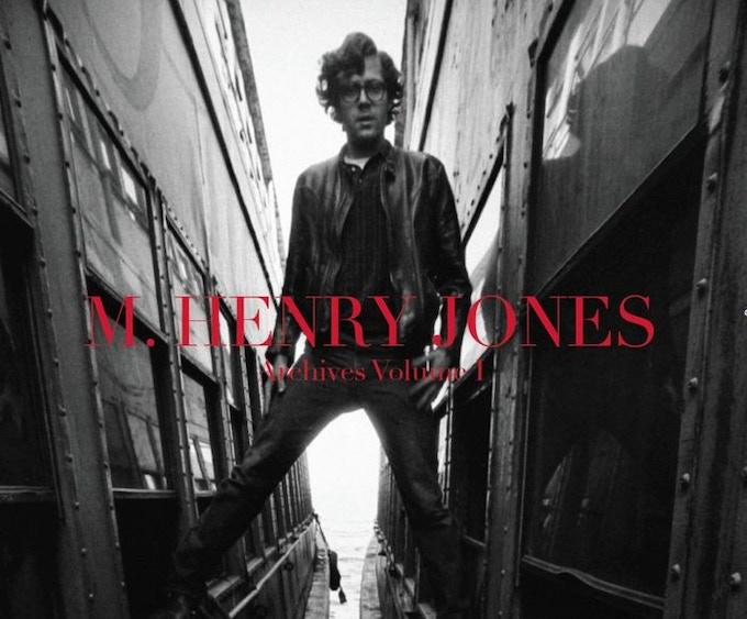 M. Henry Jones Archives, Vol. I by Simon Henwood