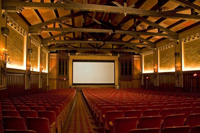 Catlow Theater Auditorium