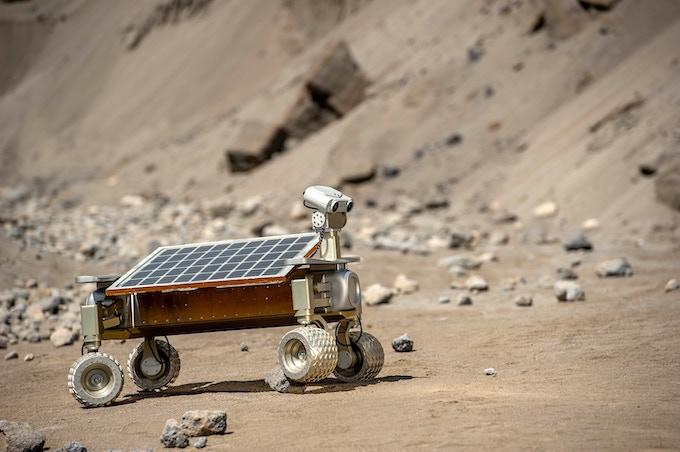 Lunar rover prototype, Asimov R3A