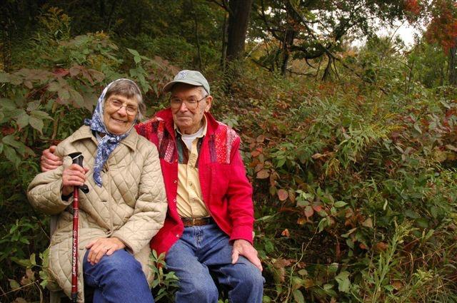 Edith & Deane Arny