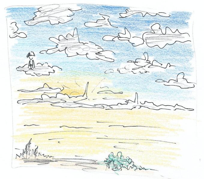 Original Sketch #2