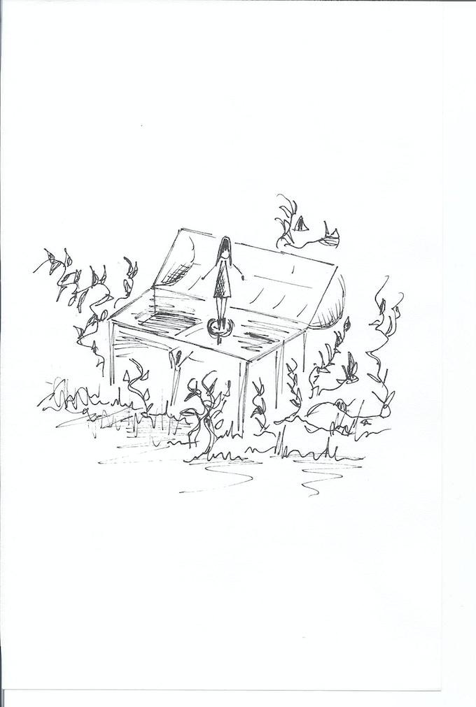 Original Sketch #6