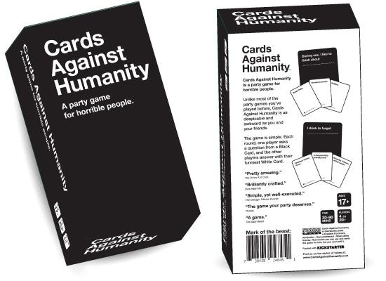 Case Study Cards Against Humanity Kickstarter