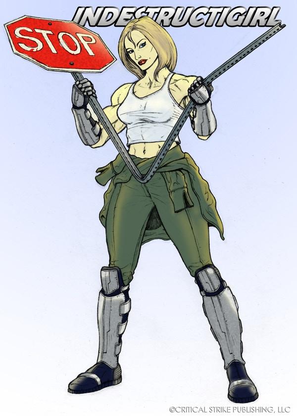 Indestructigirl, Valkyrie Mythic