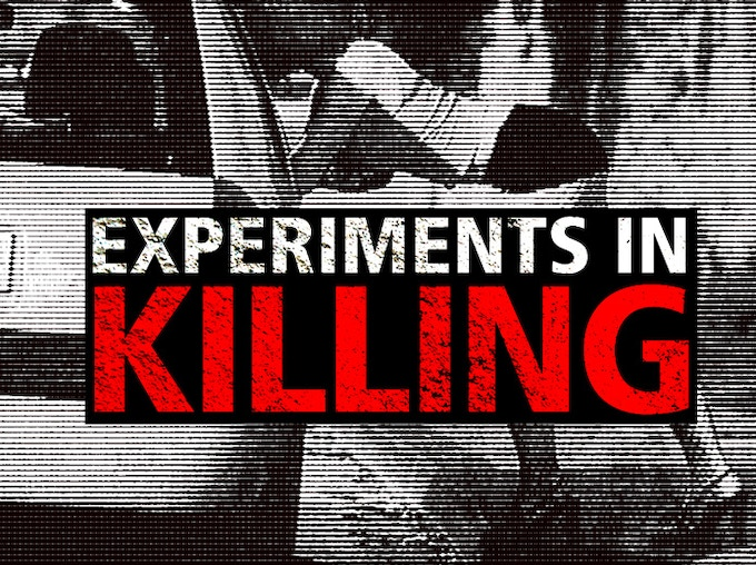 Experiments in Killing
