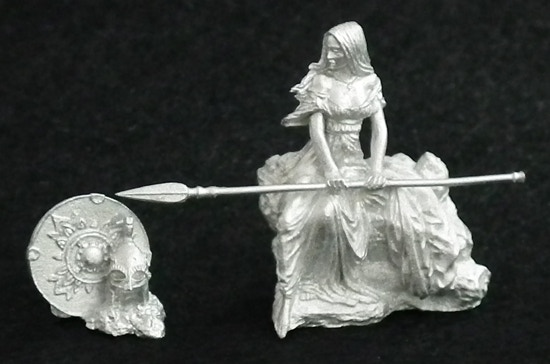 32mm Limited Edition (600) Metal Kreimhild's Revenge