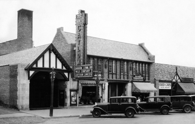 The Catlow Theater-1930