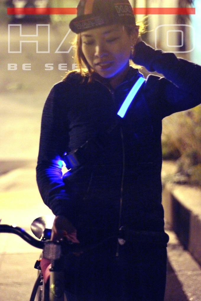 HALO BLUE - Sabrina Chun - www.rougespark.com