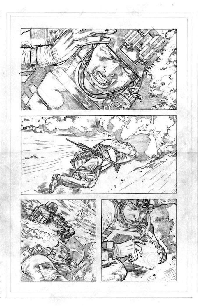 Page 2 by Josh Hood