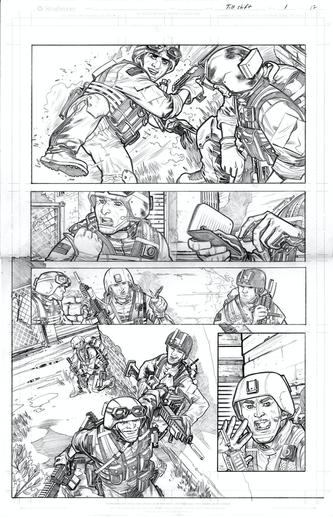 Page 12 by Josh Hood