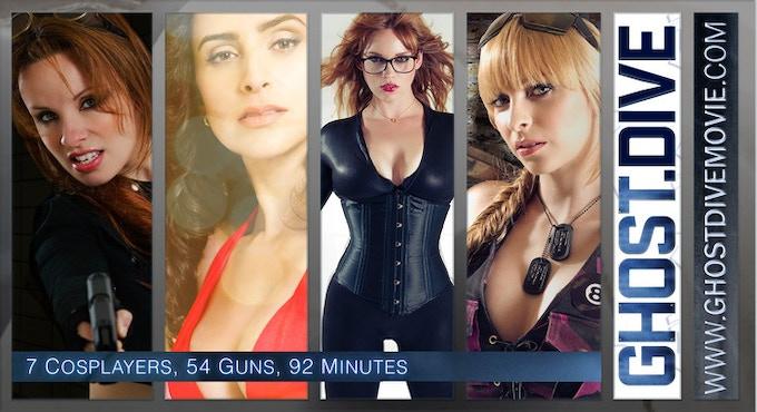 Vera Vanguard / Valerie Perez / Ruby Rocket / Ginny McQueen