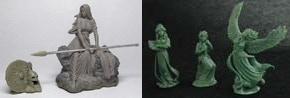 54mm Kreimhild's Revenge Set & 3 Swan Maiden Set