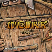 Final art: back of the adventurer cards.