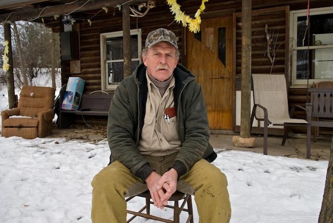 Steve Roling, Rolly World, near Bellevue, Iowa