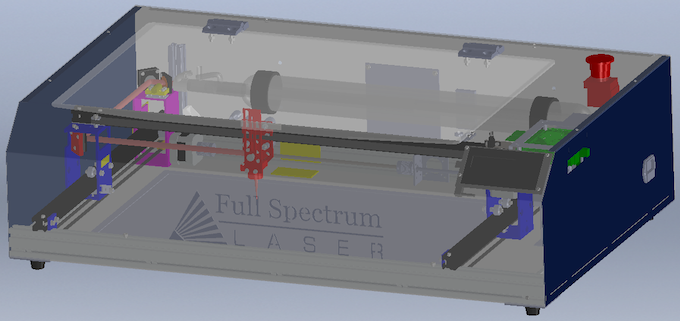 3D CAD Model by FSL