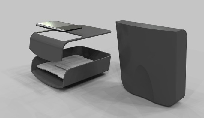 Final case design