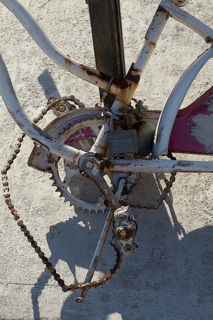 Ghost Bike F