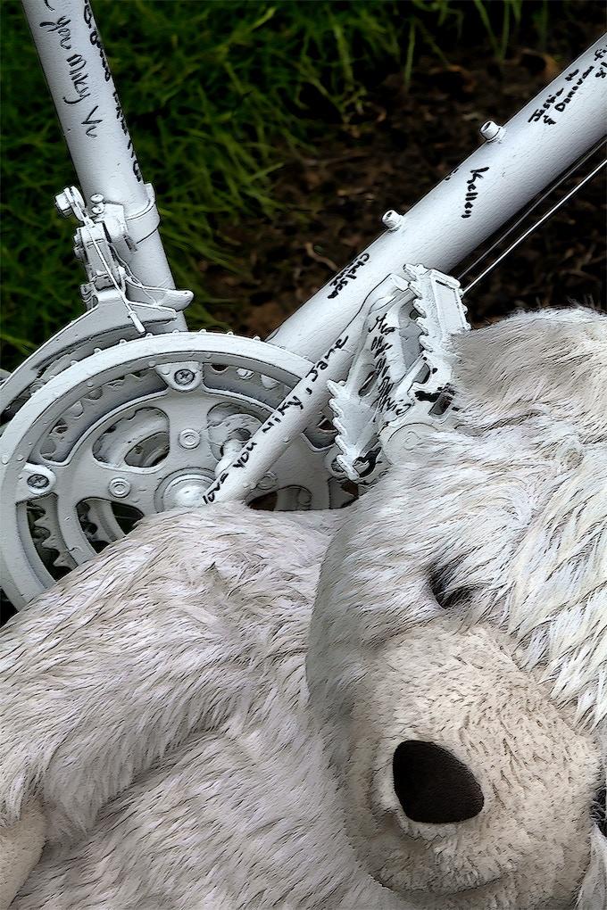 Ghost Bike A
