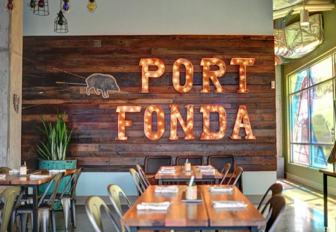 The Utilitarian Workshop Interior For Port Fonda