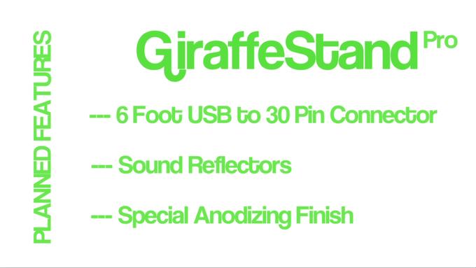 The GiraffeStand: an iPad/Tablet Bed Mount by giraffelabs — Kickstarter