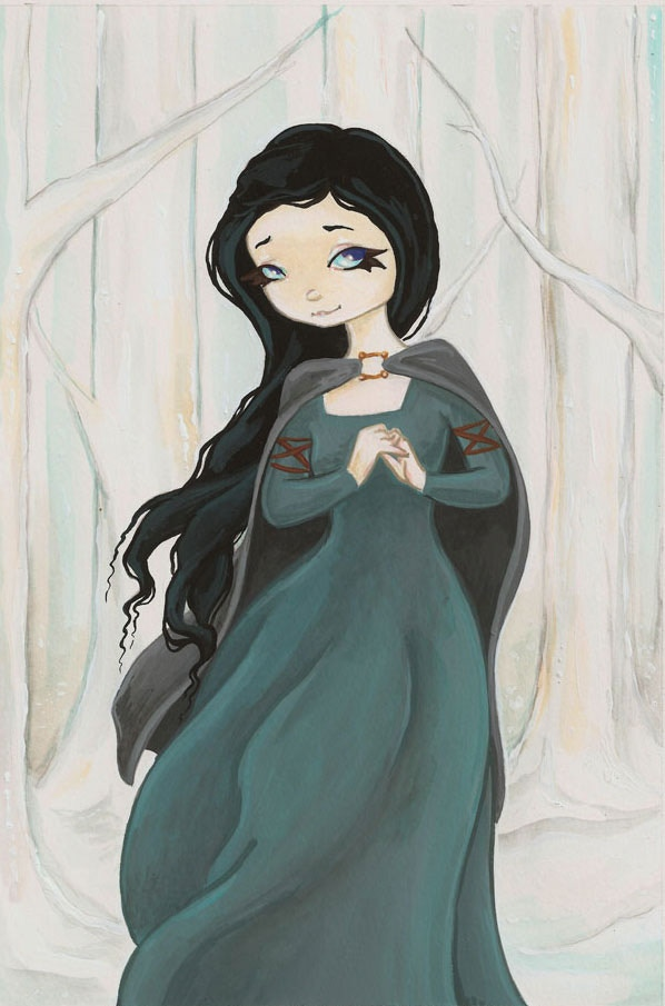 Aneira the Daughter of Frost