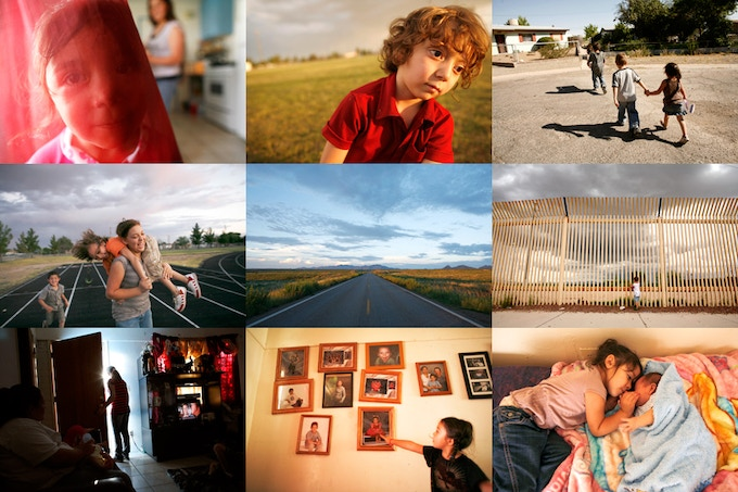 Choose one of nine photographs shot by Theo Rigby for a $125 donation!