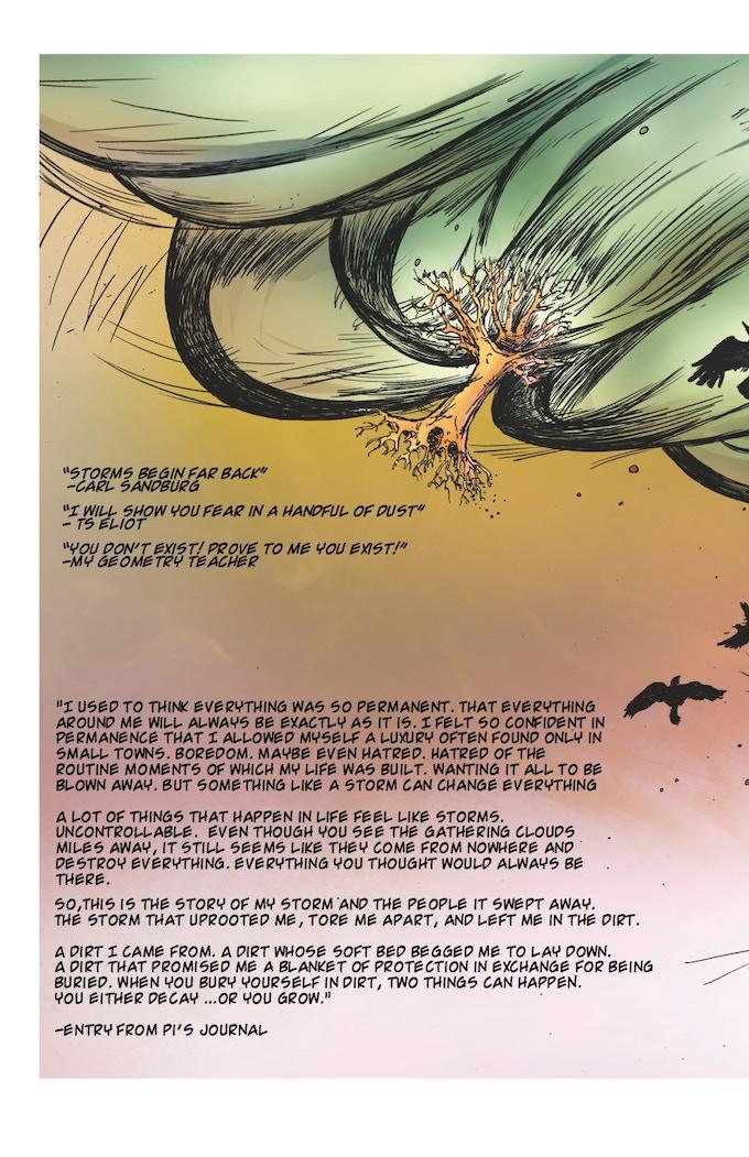 Dirt:The Graphic Novel  By John Morello by John Morello — Kickstarter