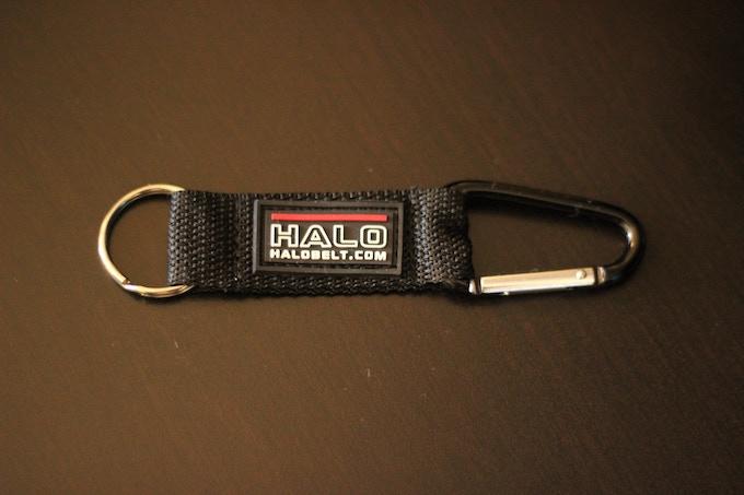HALO Keychain