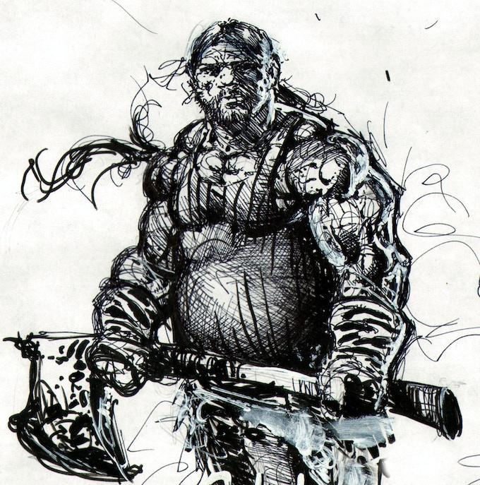 Clutch, The Last Tribesman