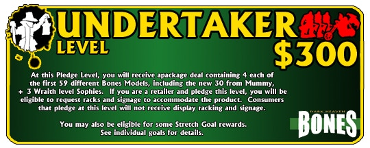You may select this Pledge Level more than once.