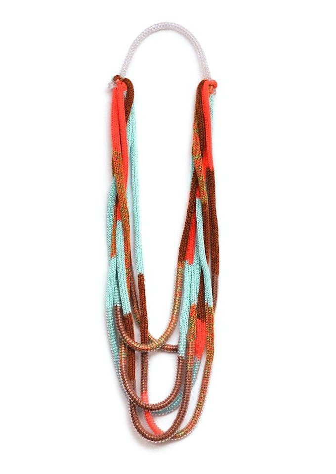 color-war BREAKOUT necklace