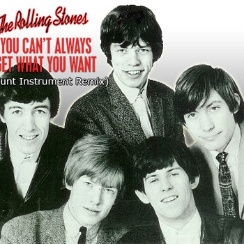 """The Rolling Stones got their """"Piece of the Action"""""""