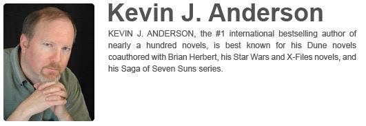 Kevin J. Anderson's Website