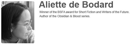 Aliette de Bodard's Website