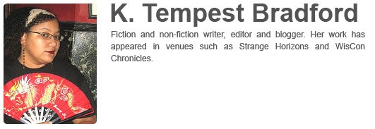 K. Tempest Bradford's Website