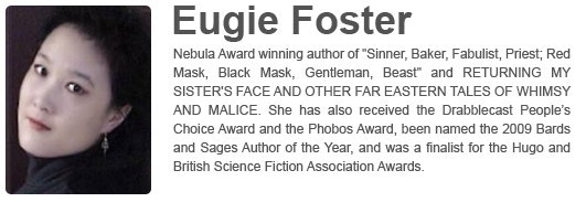 Eugie Foster's Website