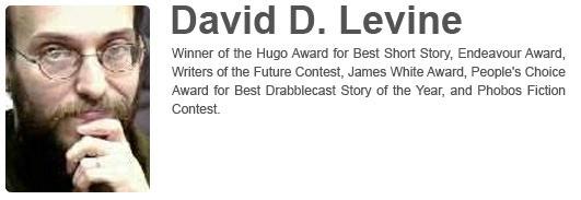 David D. Levine's Website