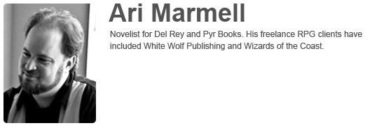 Ari Marmell's Website