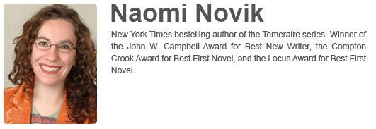 Naomi Novik's Website
