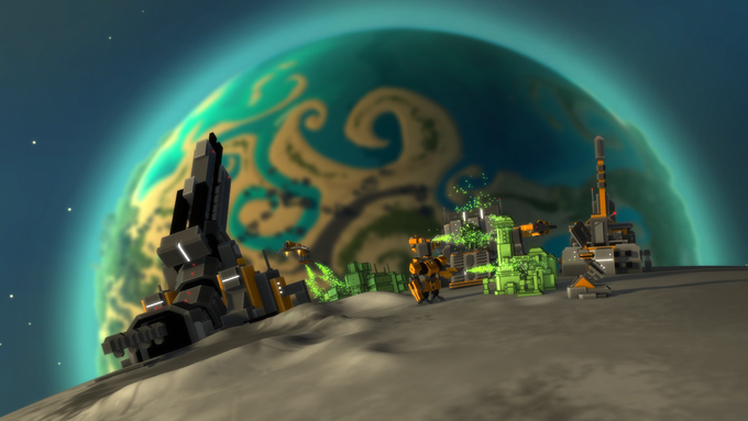 Planetary Annihilation - A Next Generation RTS by Planetary