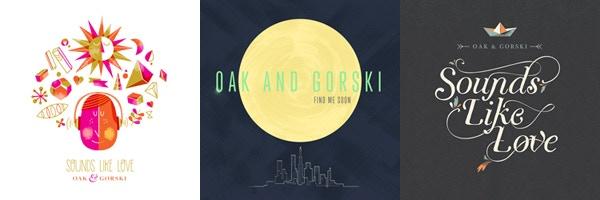 Sounds Like Love Ep Release By Oak Amp Gorski Kickstarter
