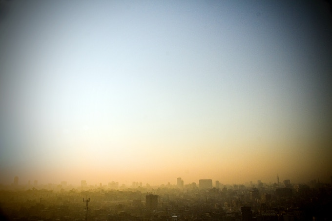 Pictures from Cairo Taken Over the Last Five Years by On Look Films